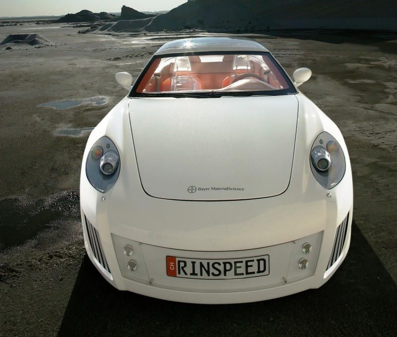 Concept Flashback - 2006 RINSPEED ZaZen is Porsche 911 with Clear Bubble Hardtop 27