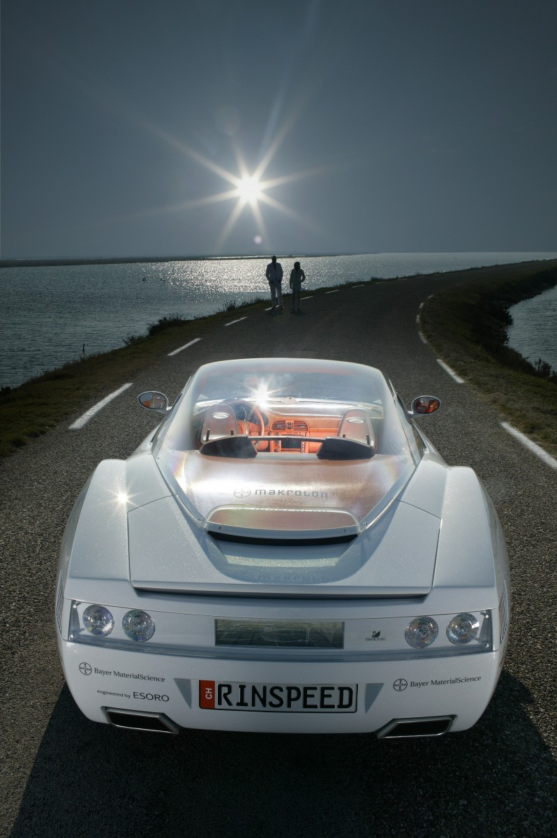 Concept Flashback - 2006 RINSPEED ZaZen is Porsche 911 with Clear Bubble Hardtop 6