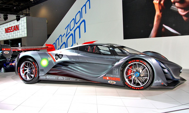 Concept Flashback - 2008 Mazda Furai is 450HP Rotary LMP2 Car That Met Two Tragic Ends 18