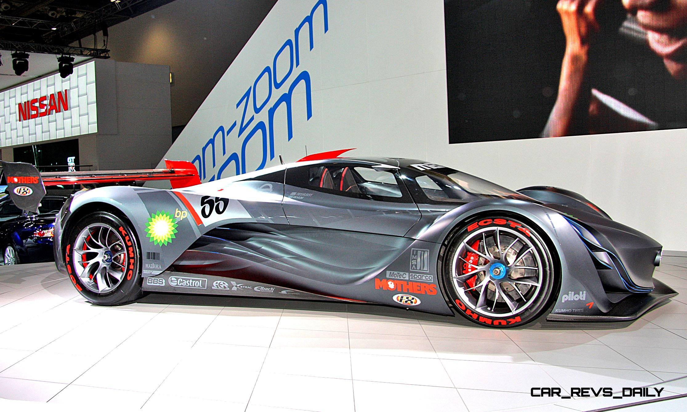 Concept Flashback 2008 Mazda Furai Is 450hp Rotary Lmp2 Car That Met Two Tragic Ends