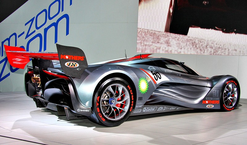 Concept Flashback - 2008 Mazda Furai is 450HP Rotary LMP2 Car That Met Two Tragic Ends 19