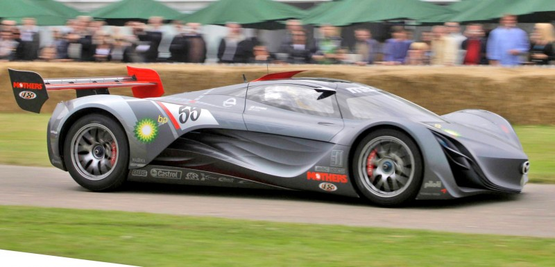 Concept Flashback - 2008 Mazda Furai is 450HP Rotary LMP2 Car That Met Two Tragic Ends 2