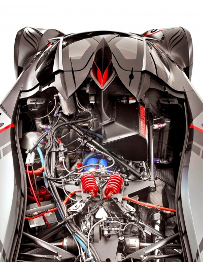 Concept Flashback - 2008 Mazda Furai is 450HP Rotary LMP2 Car That Met Two Tragic Ends 20