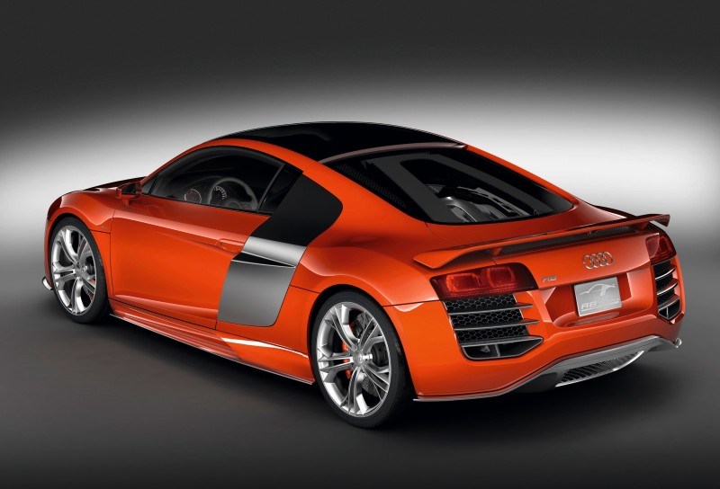 Concept Flashback - 2009 Audi R8 TDI V12 Shows Great Engineering Potential, But Limited Market 12