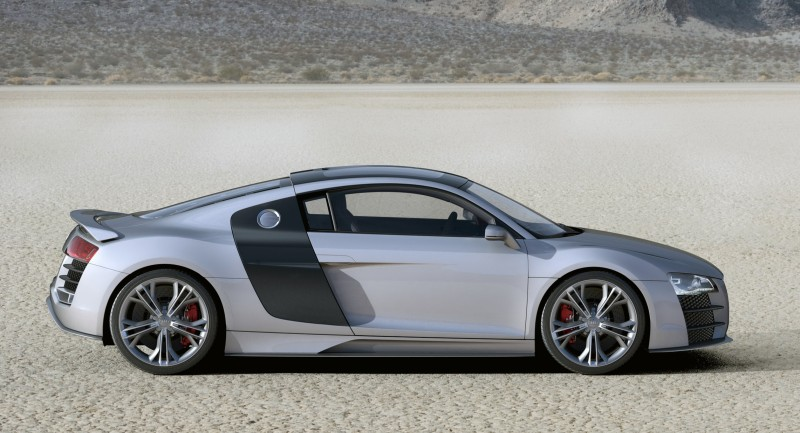 Concept Flashback - 2009 Audi R8 TDI V12 Shows Great Engineering Potential, But Limited Market 13