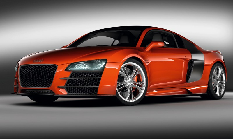 Concept Flashback - 2009 Audi R8 TDI V12 Shows Great Engineering Potential, But Limited Market 15