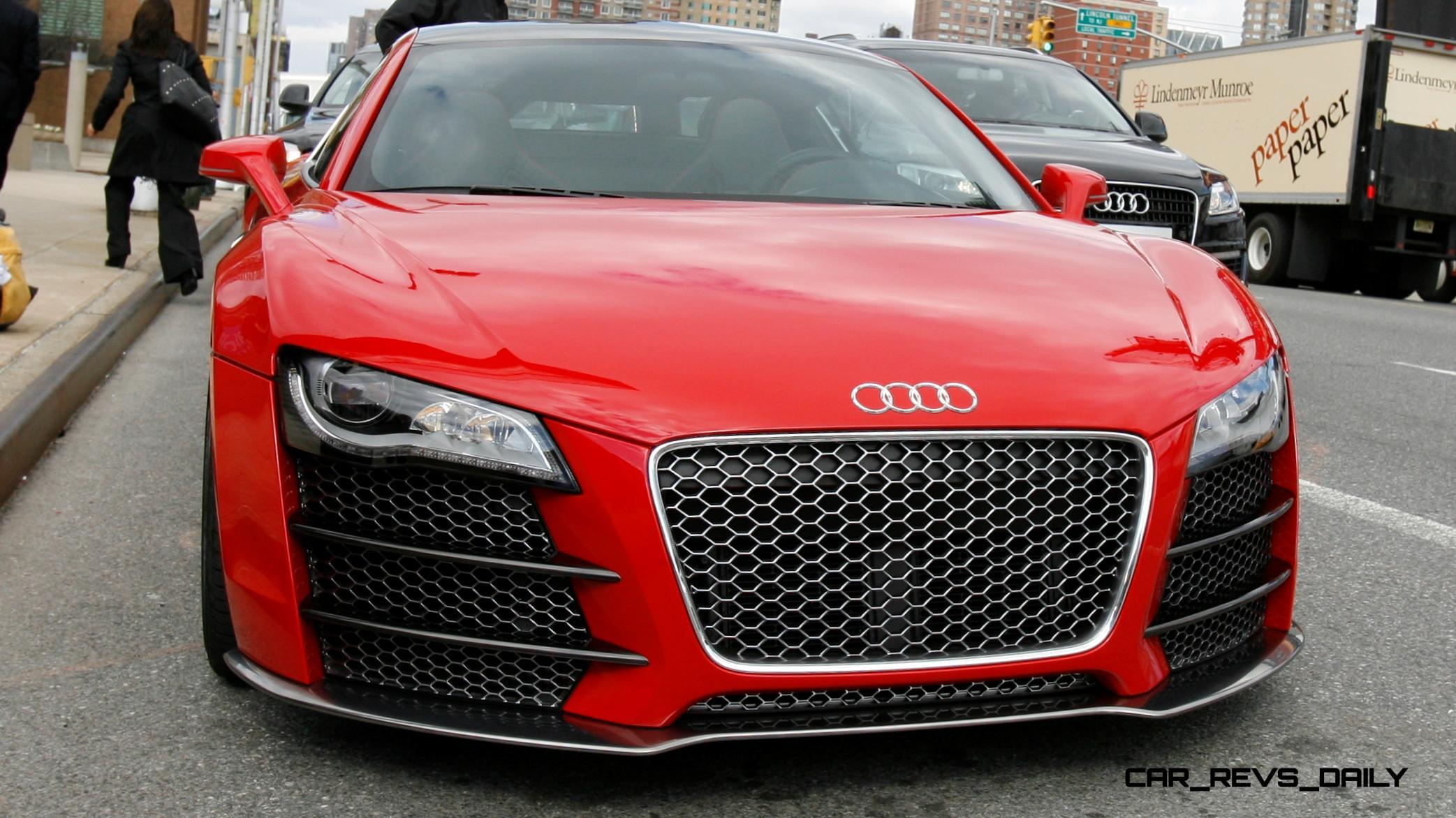 Kelebihan Audi R8 Diesel Murah Berkualitas