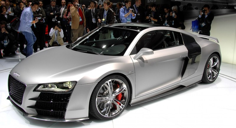Concept Flashback - 2009 Audi R8 TDI V12 Shows Great Engineering Potential, But Limited Market 22