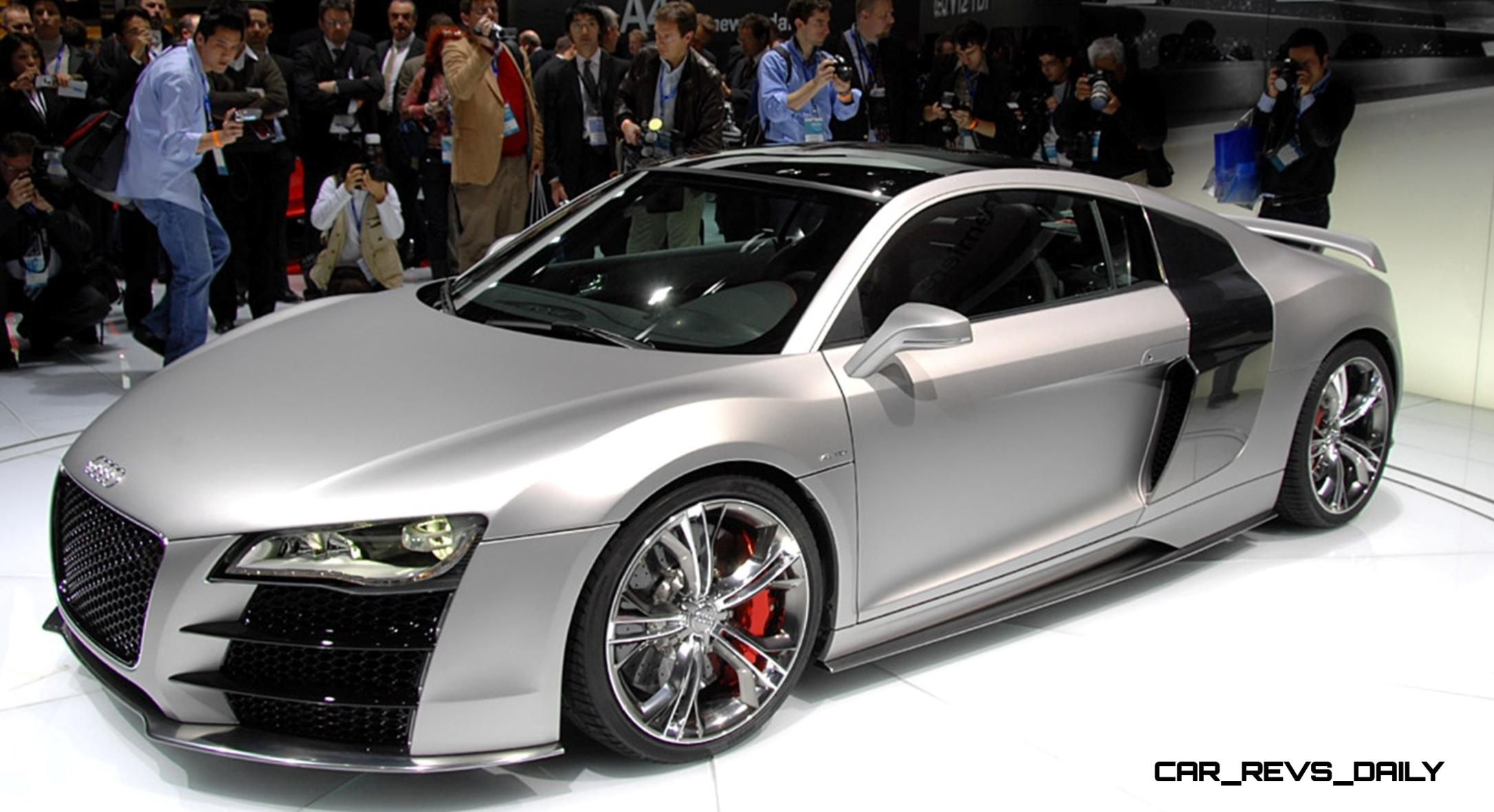 Concept Flashback Audi R Tdi V Shows Great Engineering Potential But Limited Market on Nissan Esflow Concept Car