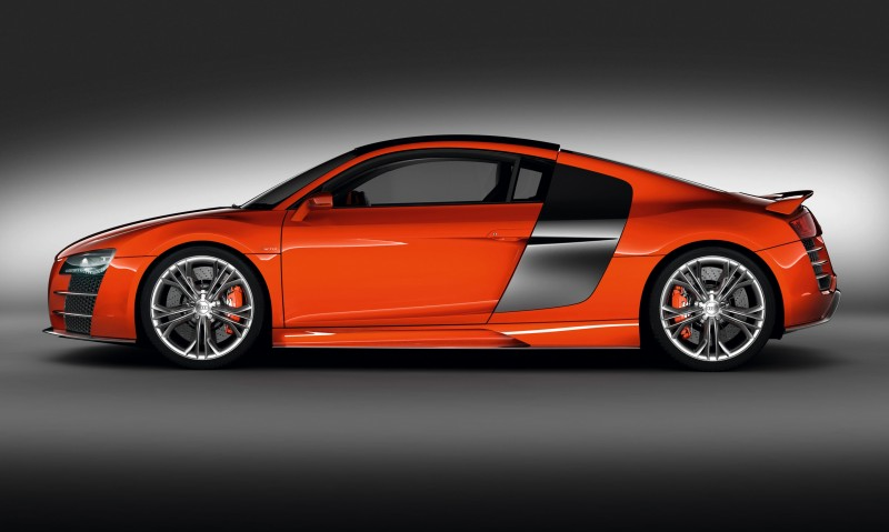 Concept Flashback - 2009 Audi R8 TDI V12 Shows Great Engineering Potential, But Limited Market 4