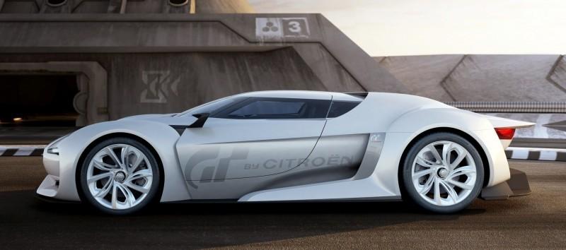 Concept Flashback - 2009 Citroen GTbyCitroen 12