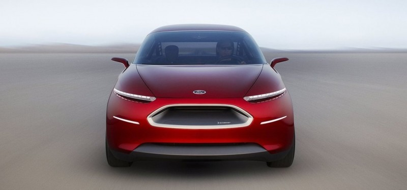 Concept Flashback - 2010 Ford Start - Supermini Previews Potential 2017 Ka 7