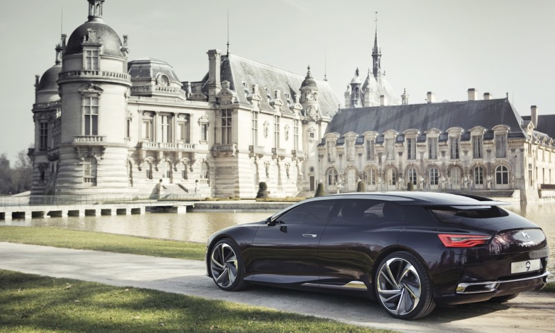 Concept Flashback - 2012 Citroen Numero 9 Paves Way for Wild Rubis and 2019 DS9 Flagship 1