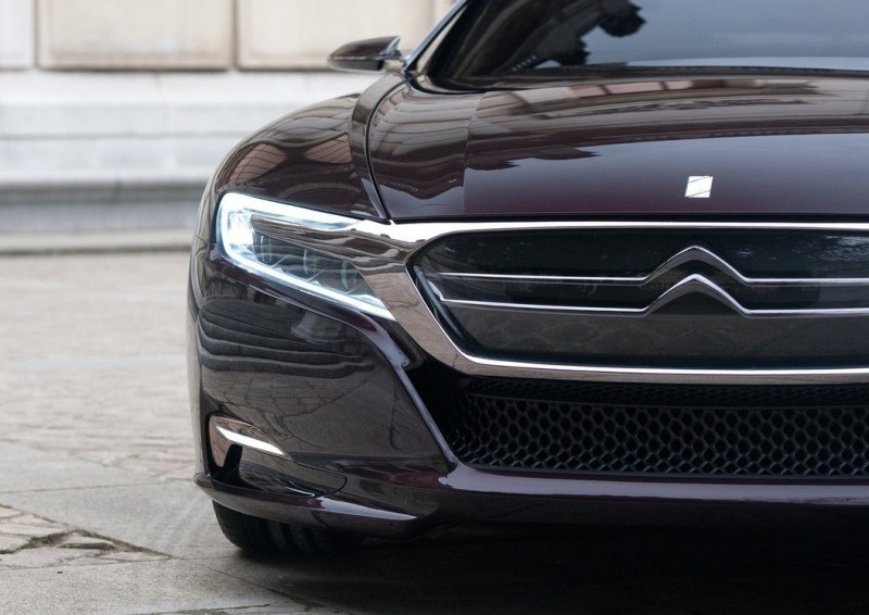 Concept Flashback - 2012 Citroen Numero 9 Paves Way for Wild Rubis and 2019 DS9 Flagship 12