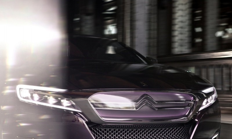 Concept Flashback - 2012 Citroen Numero 9 Paves Way for Wild Rubis and 2019 DS9 Flagship 13