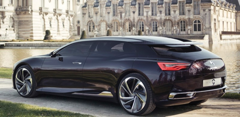 Concept Flashback - 2012 Citroen Numero 9 Paves Way for Wild Rubis and 2019 DS9 Flagship 19