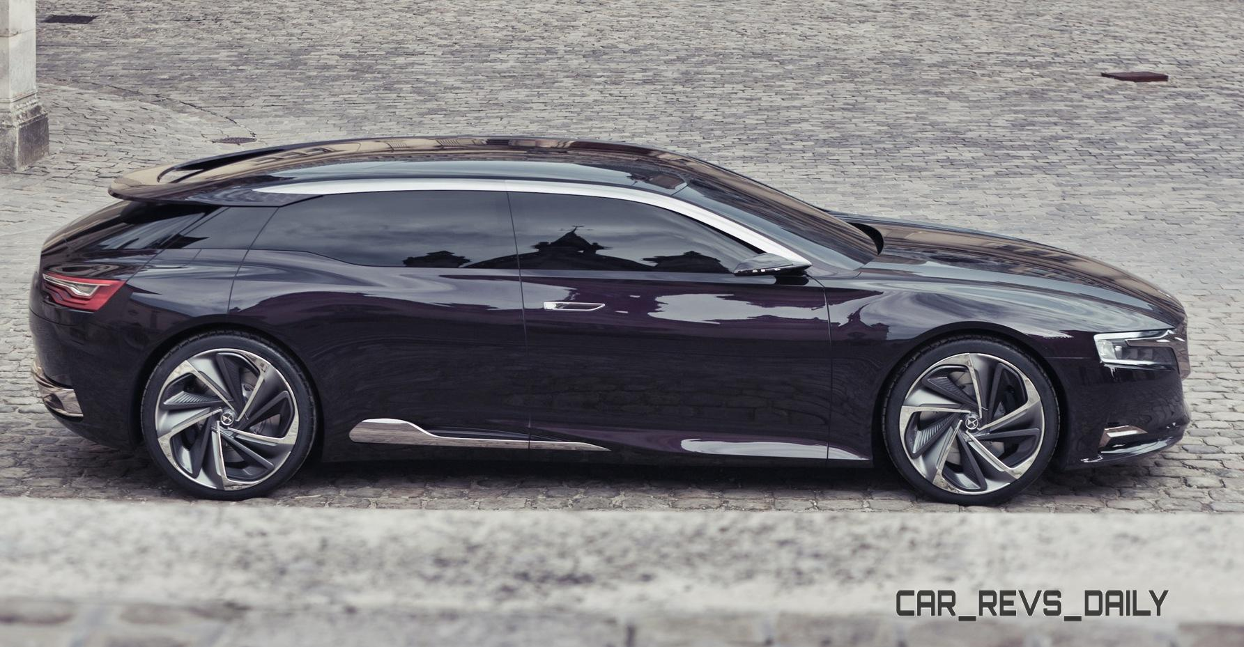 Concept Flashback 2012 Citroen Numero 9 Paves Way For