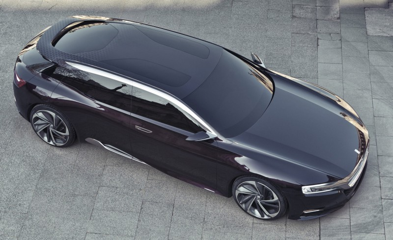 Concept Flashback - 2012 Citroen Numero 9 Paves Way for Wild Rubis and 2019 DS9 Flagship 21
