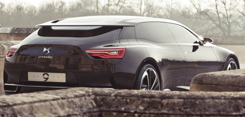 Concept Flashback - 2012 Citroen Numero 9 Paves Way for Wild Rubis and 2019 DS9 Flagship 22