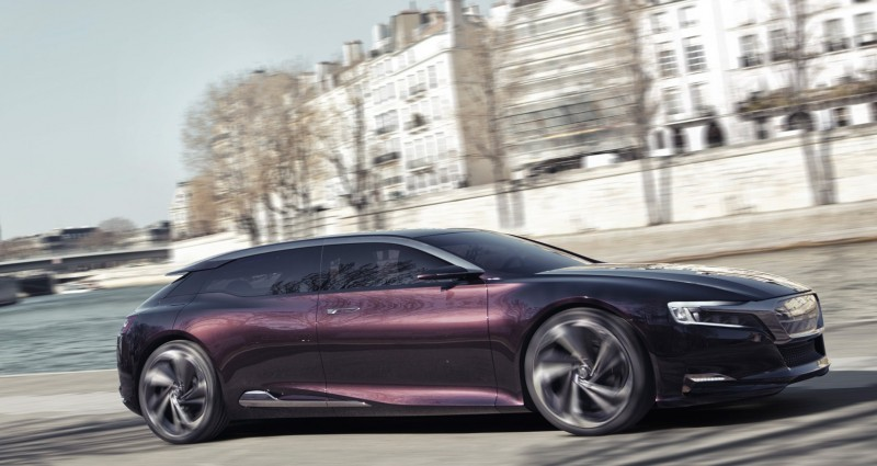 Concept Flashback - 2012 Citroen Numero 9 Paves Way for Wild Rubis and 2019 DS9 Flagship 23