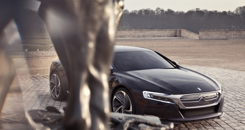 Concept Flashback - 2012 Citroen Numero 9 Paves Way for Wild Rubis and 2019 DS9 Flagship 3