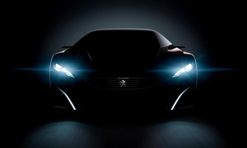 Concept Flashback - 2012 Peugeot ONYX Is Mixed-Media Hypercar Delight 23