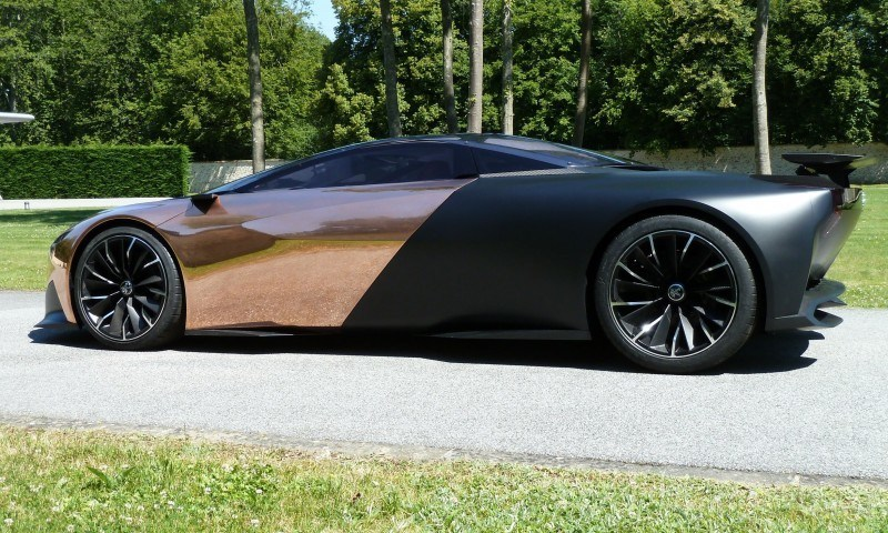 Concept Flashback - 2012 Peugeot ONYX Is Mixed-Media Hypercar Delight 28
