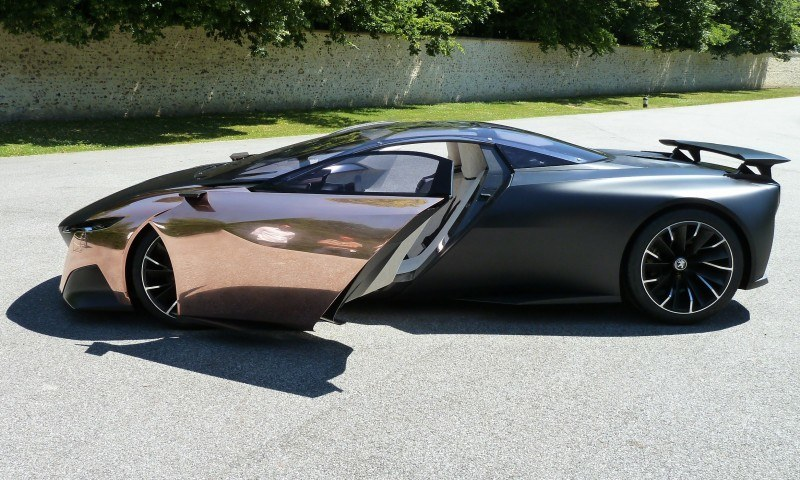 Concept Flashback - 2012 Peugeot ONYX Is Mixed-Media Hypercar Delight 31