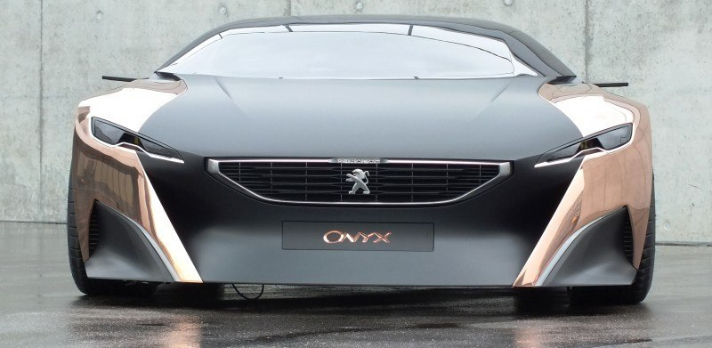 Concept Flashback - 2012 Peugeot ONYX Is Mixed-Media Hypercar Delight 37