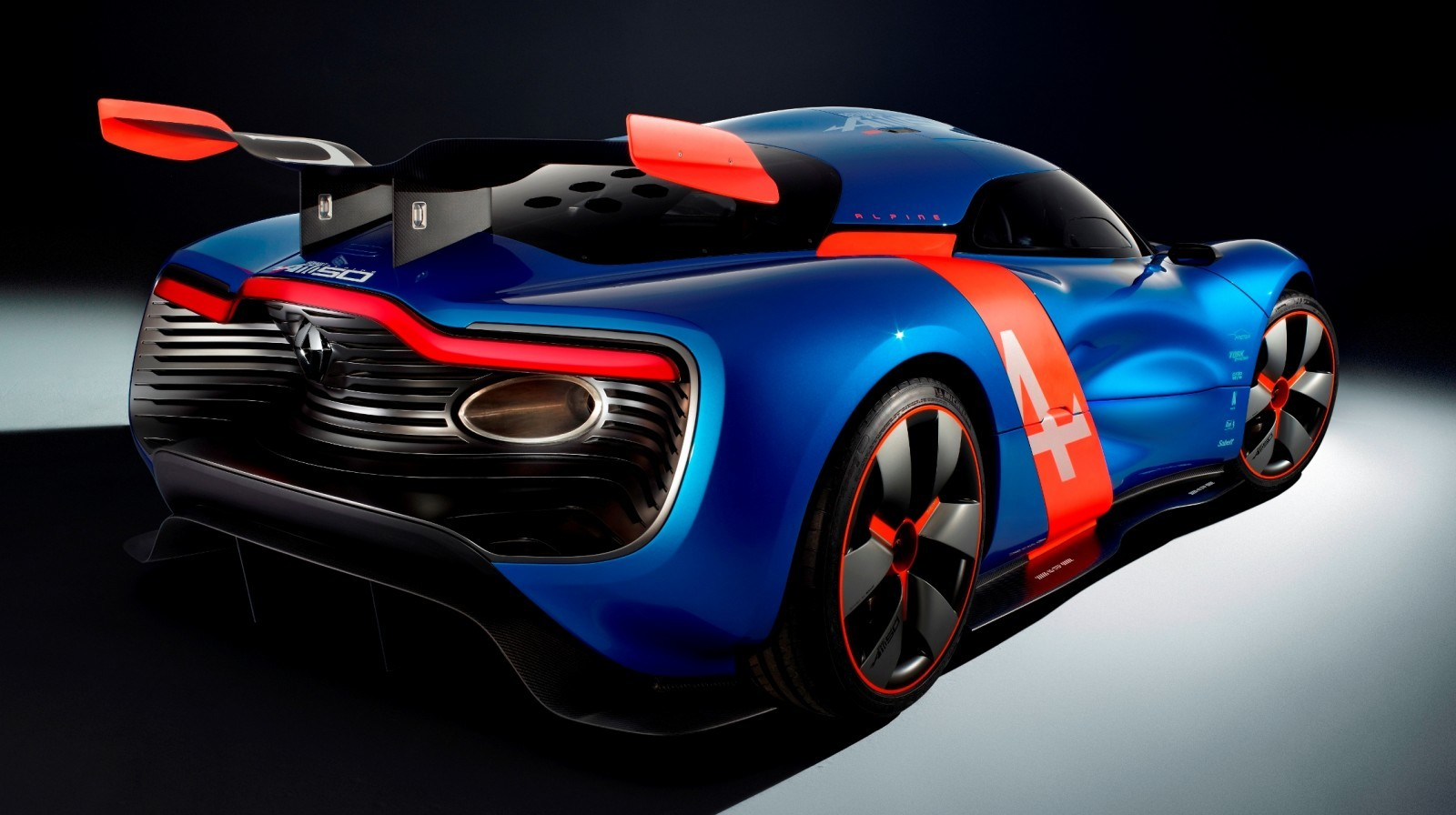 Concept Flashback - 2012 Renault Alpine A110-50 A Blend of M64 and A110 Berlinette 24