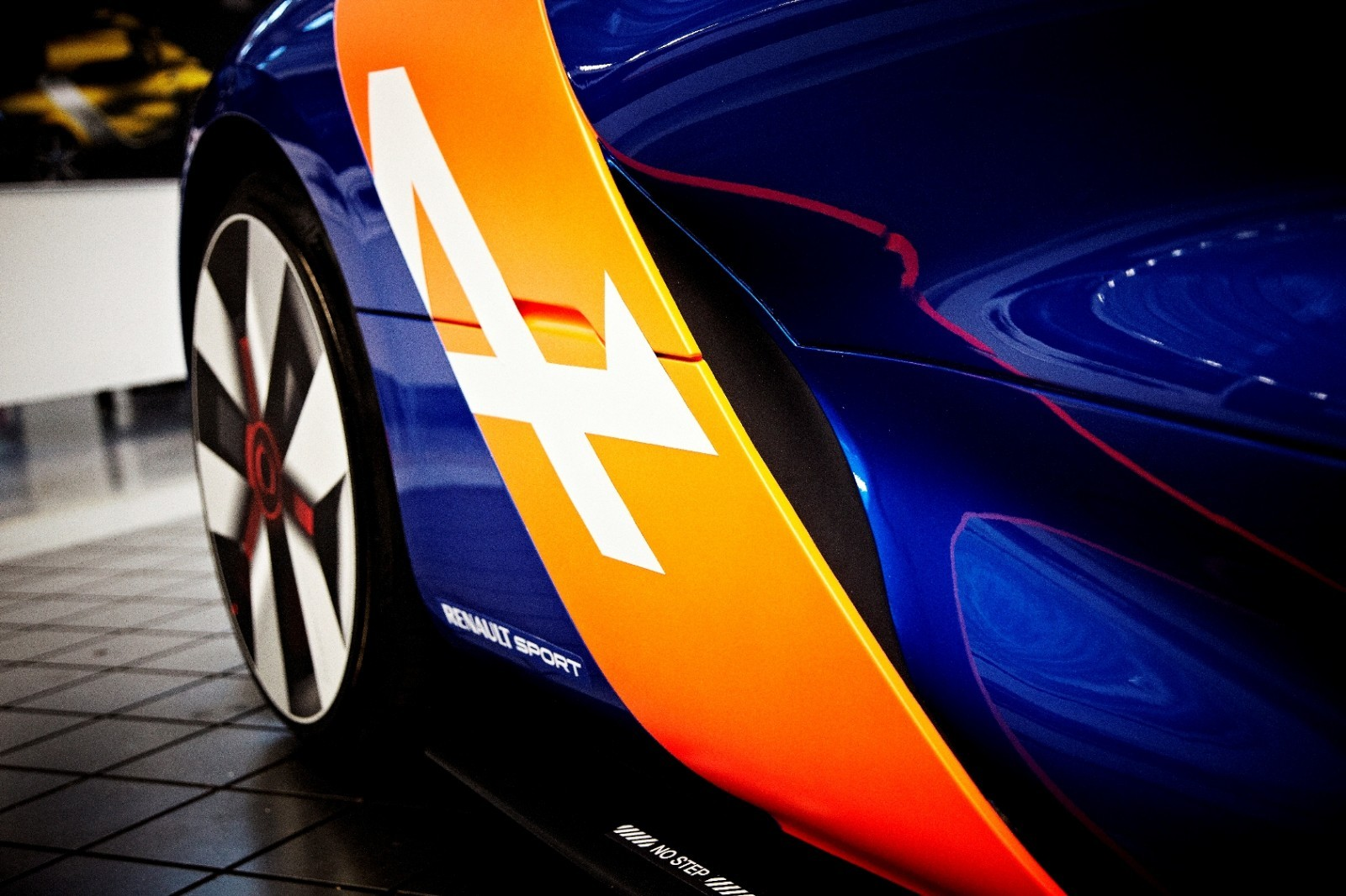 Concept Flashback - 2012 Renault Alpine A110-50 A Blend of M64 and A110 Berlinette 36
