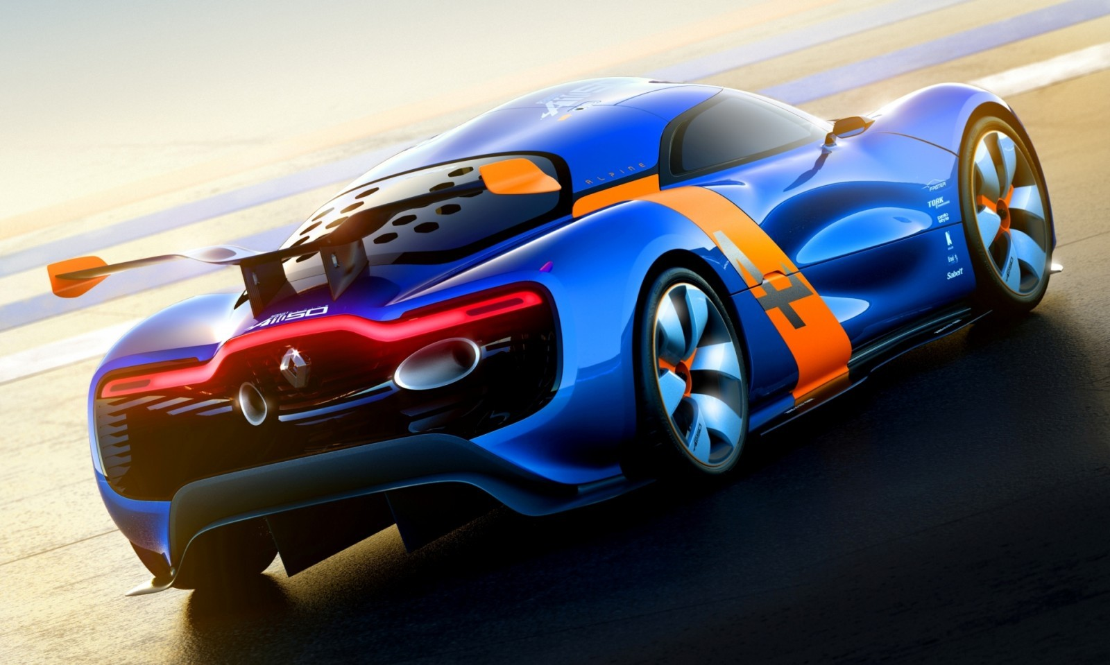 Concept Flashback - 2012 Renault Alpine A110-50 A Blend of M64 and A110 Berlinette 40