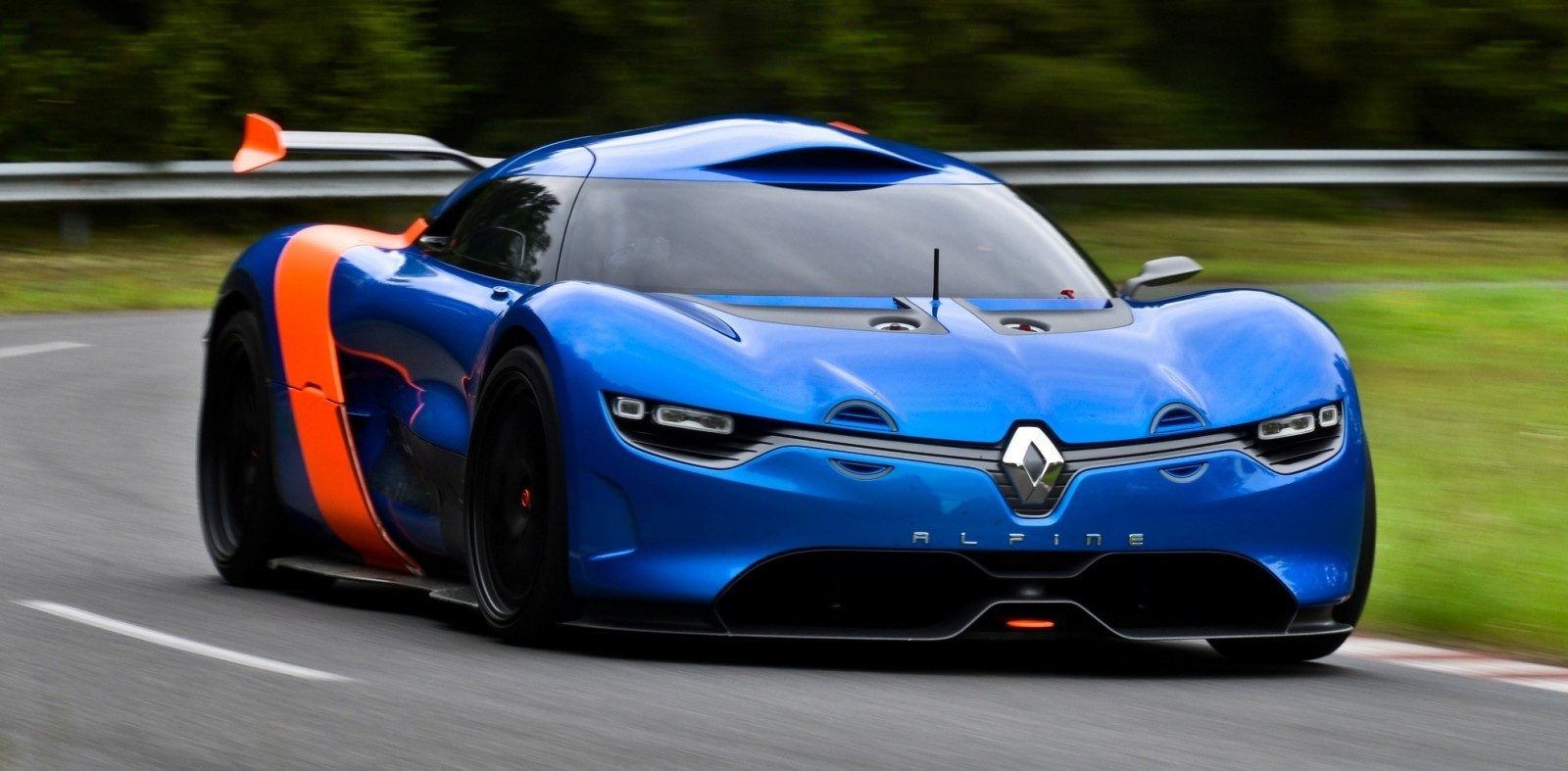 Concept Flashback - 2012 Renault Alpine A110-50 A Blend of M64 and A110 Berlinette 58