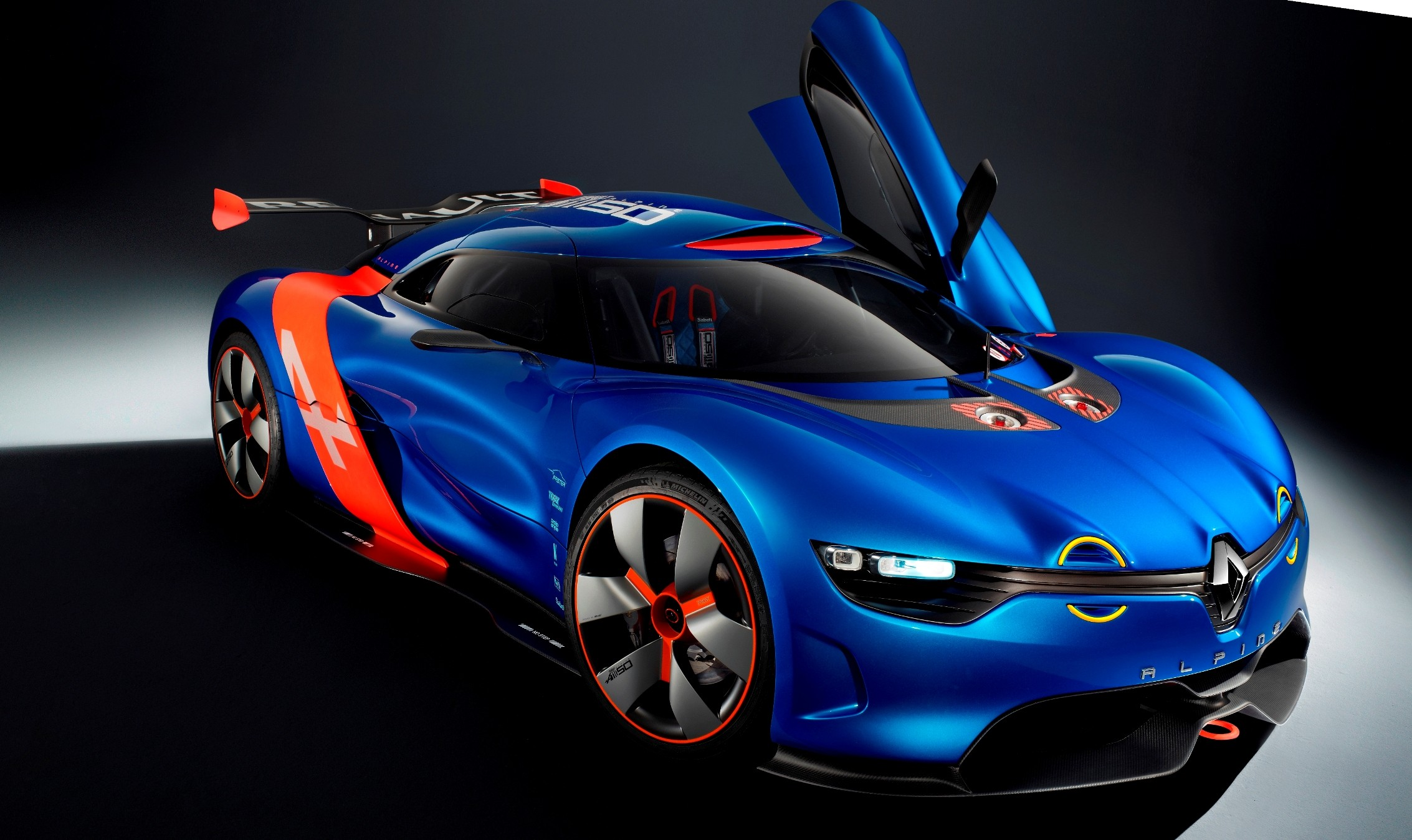 2012 Renault Alpine A110 50 Is A Blend Of 1964 M64 And A110 Berlite