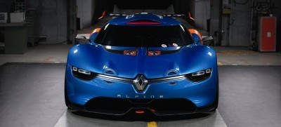 Concept Flashback - 2012 Renault Alpine A110-50 A Blend of M64 and A110 Berlinette 77