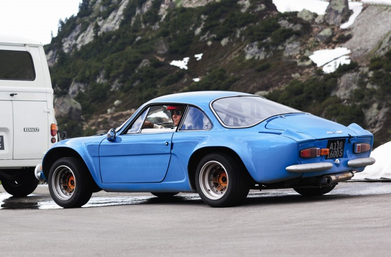 Concept Flashback - 2012 Renault Alpine A110-50 A Blend of M64 and A110 Berlinette 82