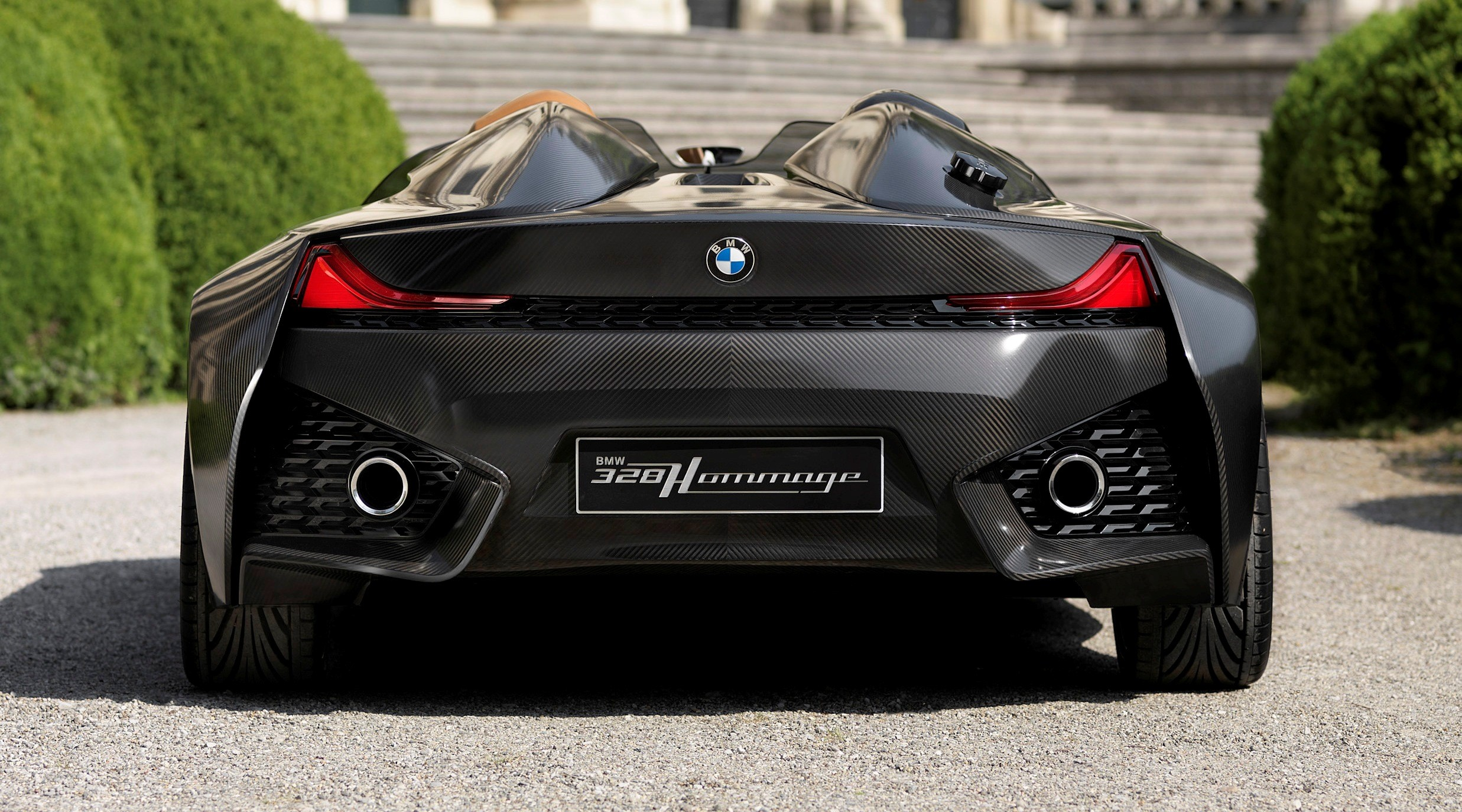Concept Flashback 2011 Bmw 328 Hommage Is Retro Themed 2016 Z4 Teaser