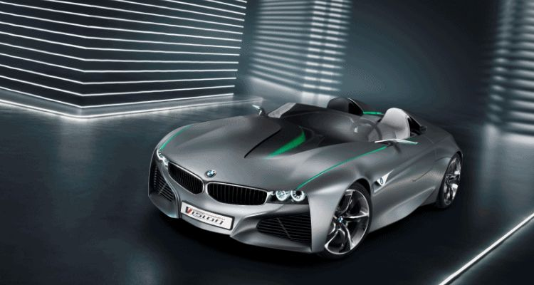 Concept Flashback, Part Two - 2011 BMW Vision ConnectedDrive GIF 1