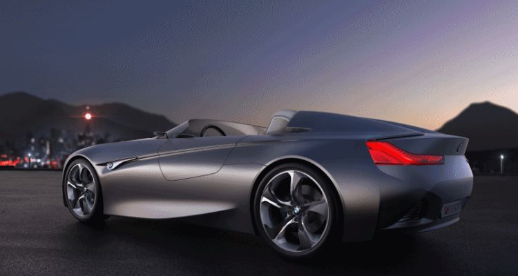 Concept Flashback, Part Two - 2011 BMW Vision ConnectedDrive GIF header