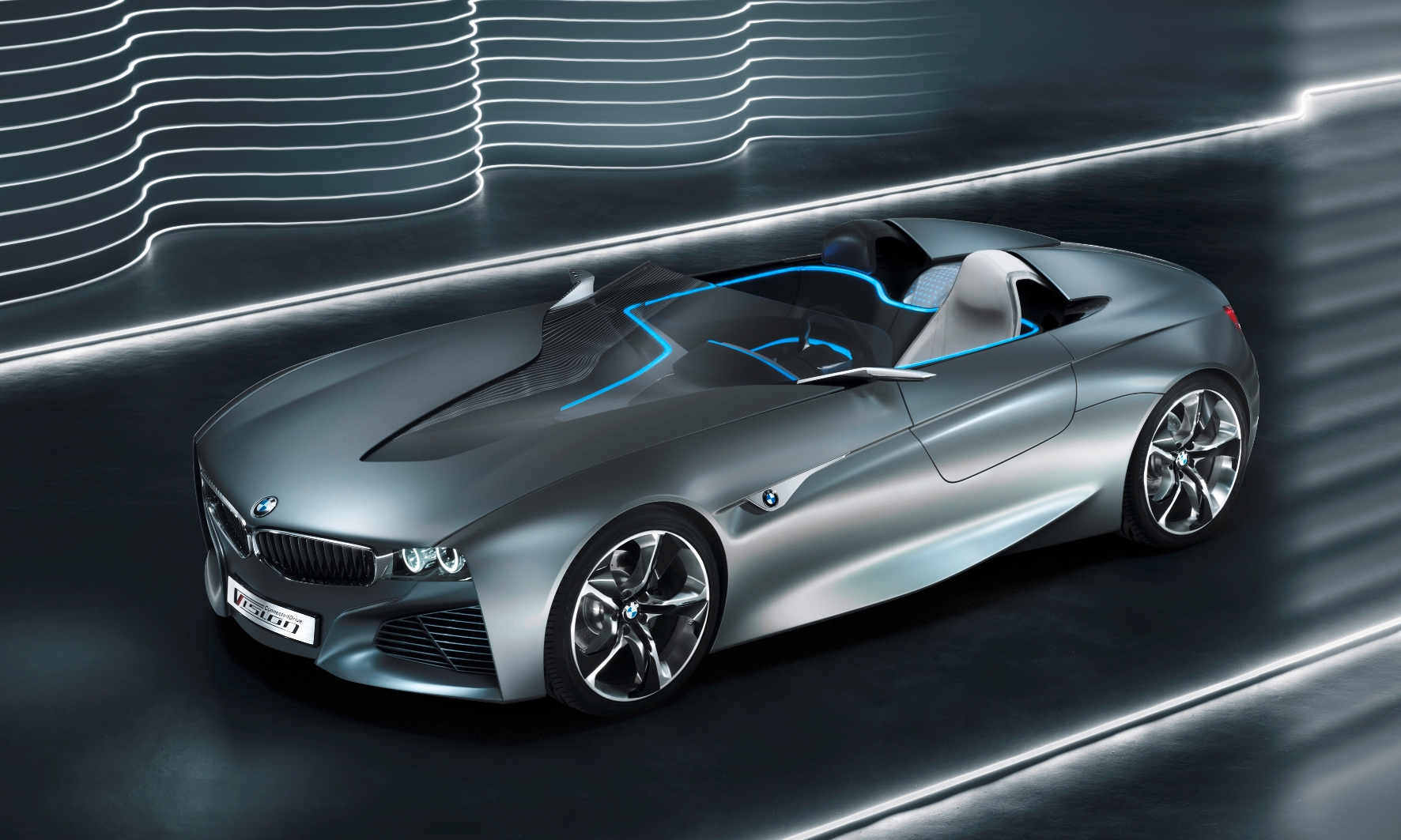 Concept Flashback 2011 Bmw 328 Hommage Is Retro Themed