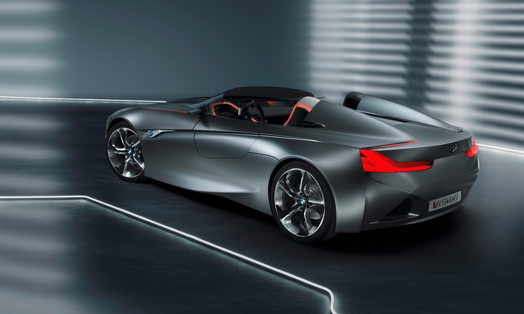 concept flashback 2011 bmw 328 hommage is retro themed. Black Bedroom Furniture Sets. Home Design Ideas