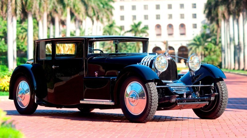 Concours Gallery - 1931 VOISIN C-20 V12 Demi-Berlin 1