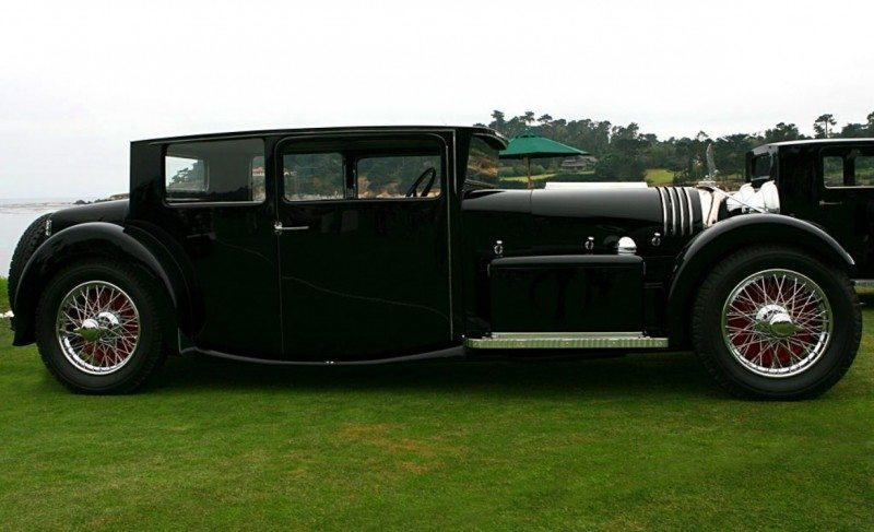 Concours Gallery - 1931 VOISIN C-20 V12 Demi-Berlin 11