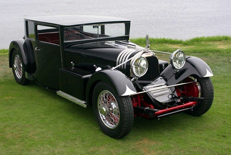 Concours Gallery - 1931 VOISIN C-20 V12 Demi-Berlin 4