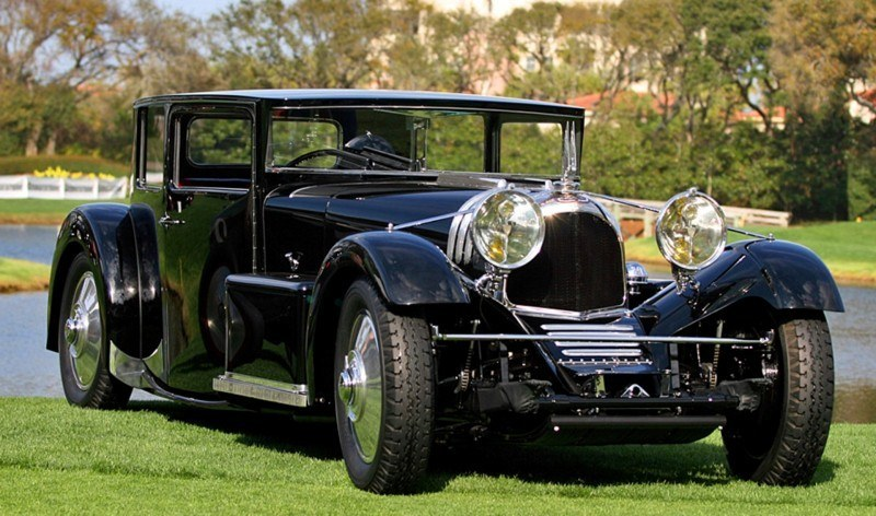 Concours Gallery - 1931 VOISIN C-20 V12 Demi-Berlin 5