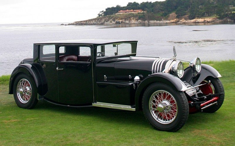 Concours Gallery - 1931 VOISIN C-20 V12 Demi-Berlin 7