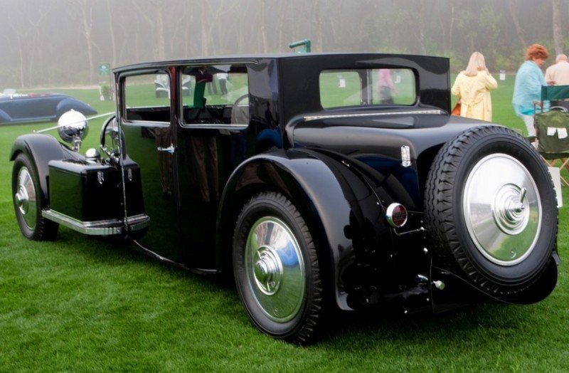 Concours Gallery - 1931 VOISIN C-20 V12 Demi-Berlin 8