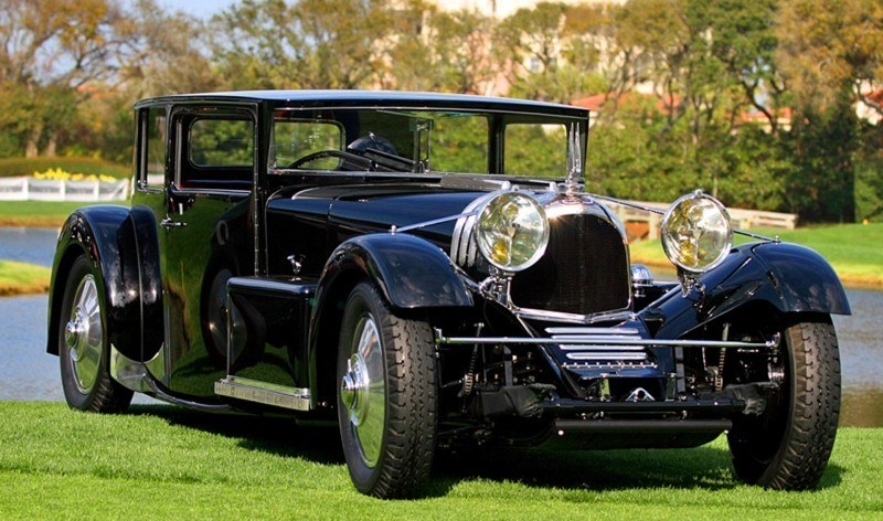 Concours Gallery - 1931 VOISIN C-20 V12 Demi-Berlin 9