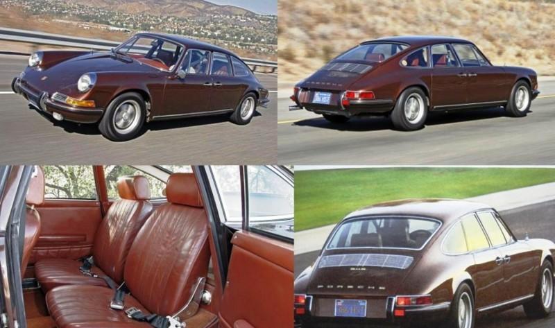 Creating The Porsche Sedan - 1988 Porsche 989 Panamera, 1991 Porsche 932, 1987 928 Studie and 1968 911 4-Door 16