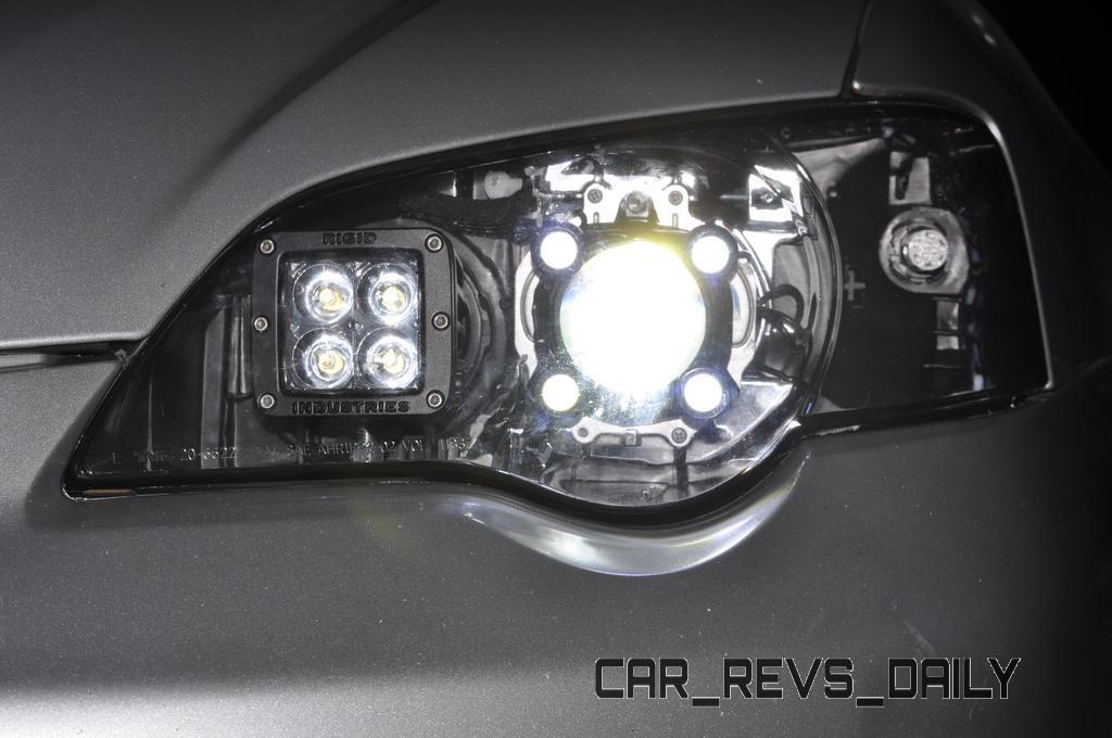 Homemade Led Car Headlights 86